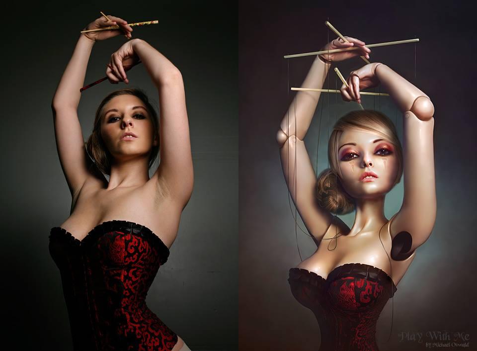 Приколы фотошопа до и после 12 фотография