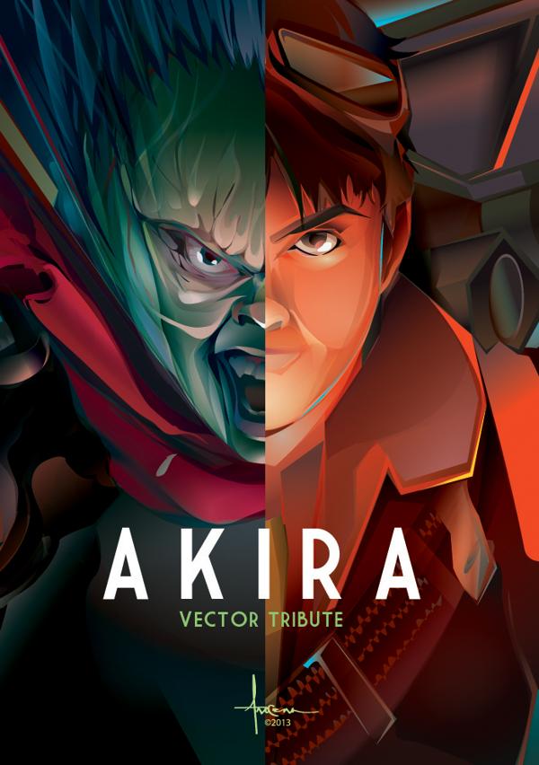 Tributo Akira