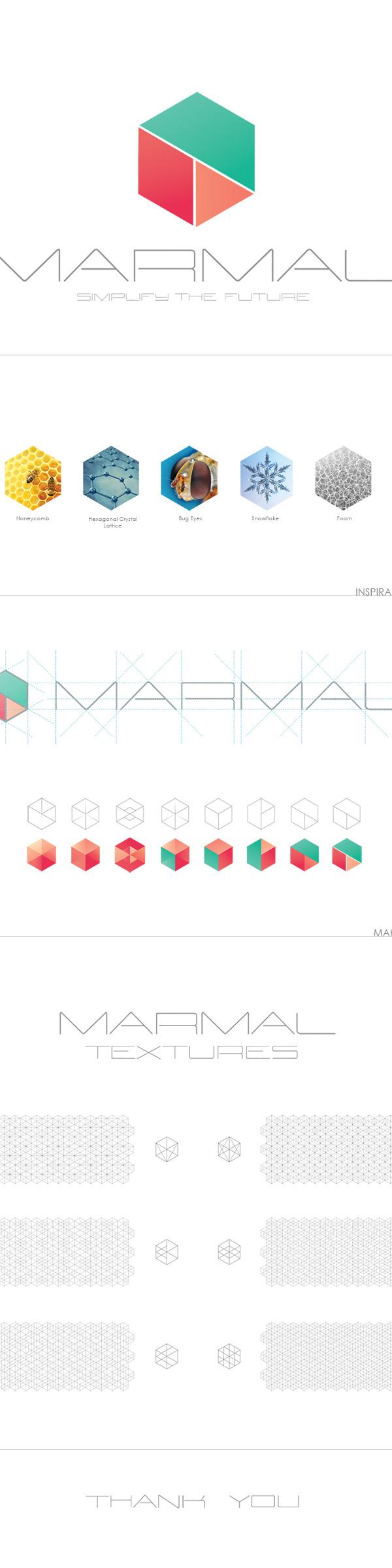 branding marmal logo
