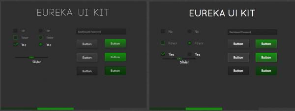 Eureka UI Kit