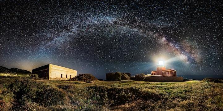 Panoramica por Ivan Pedretti