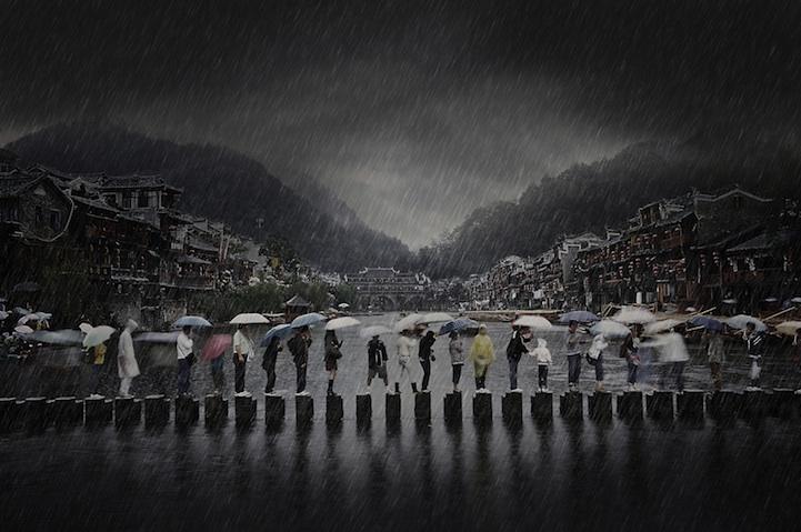 Viaje por Li Chen