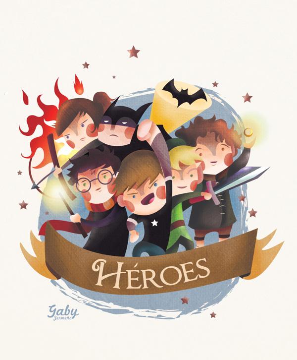 heroes gaby zermeño
