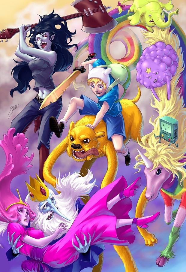 ilustraciones anime quirkilicious 12