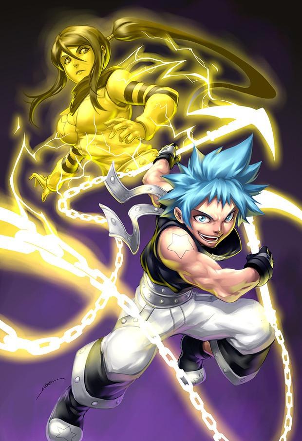 ilustraciones anime quirkilicious 6