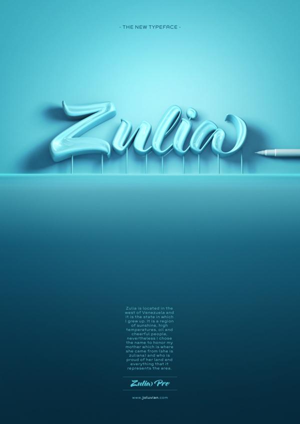 joluvian lettering 8