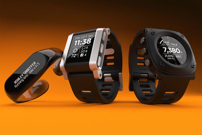 Lynk Smartwatch por Minimal de Chicago, Estados Unidos