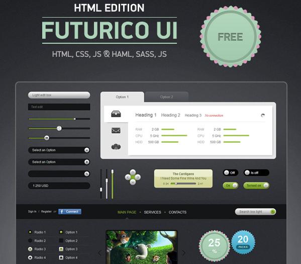 Futurico UI