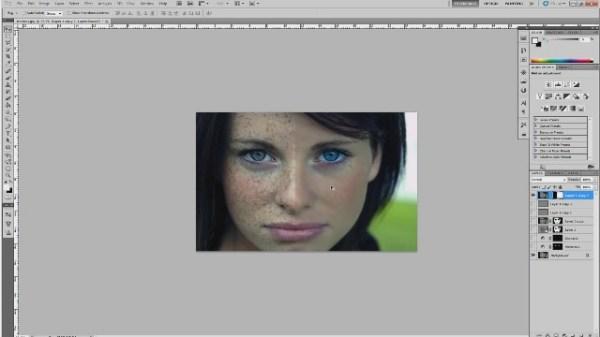 Tutorial para remover pecas y manchas con Photoshop