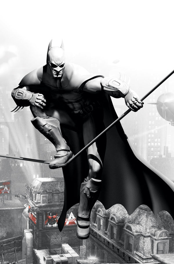 Batman Arkham City 2