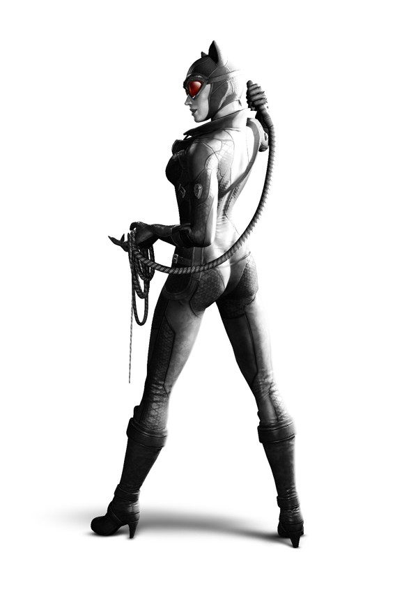 Batman Arkham City Cat Woman