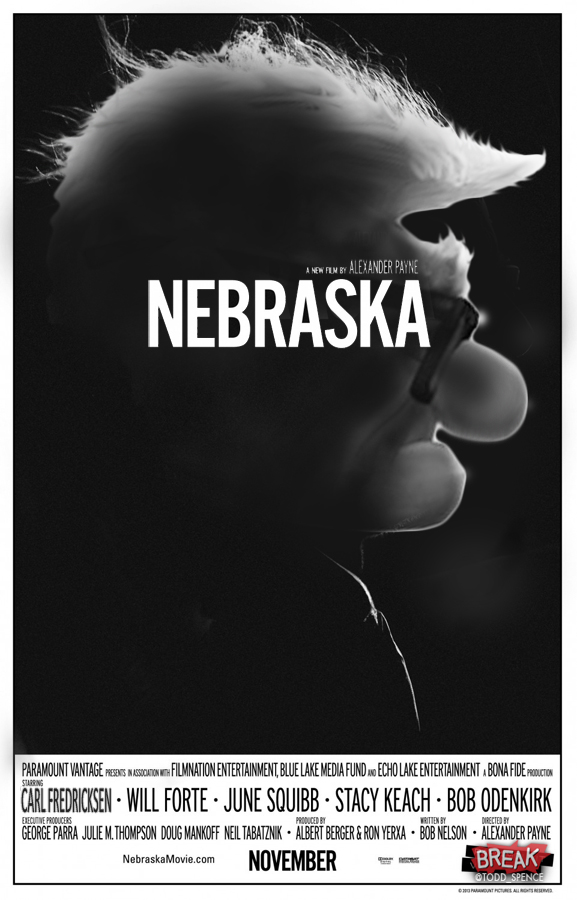 Carl Fredricksen - Nebraska