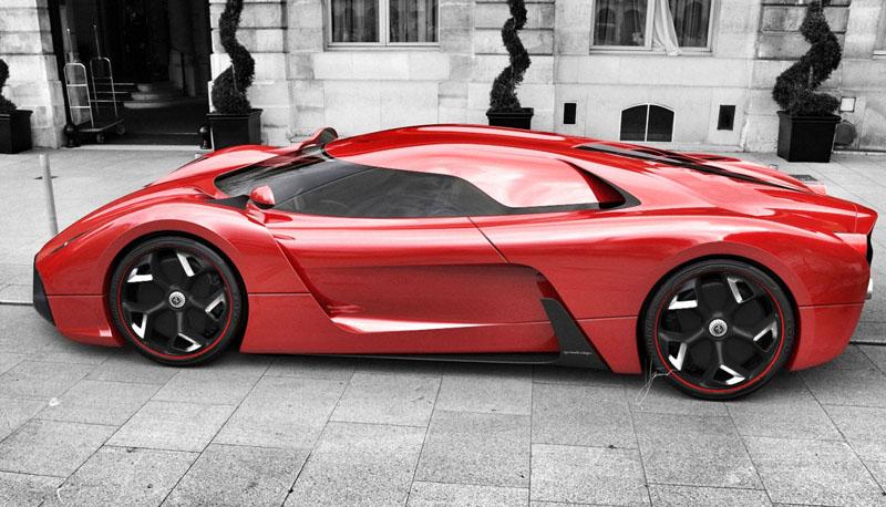 Ferrari 458 Italia project f concept 10