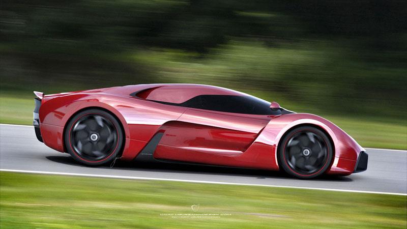 Ferrari 458 Italia project f concept 11