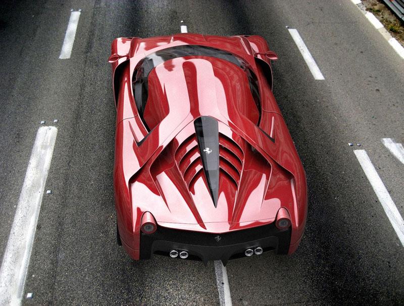 Ferrari 458 Italia project f concept 13