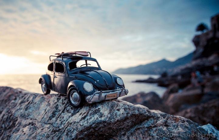 Kim Leuenberger autos y paisajes 1
