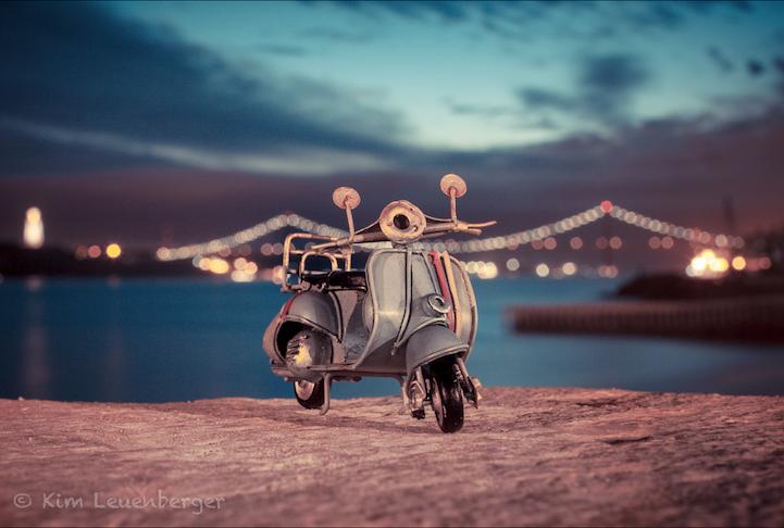 Kim Leuenberger autos y paisajes 5