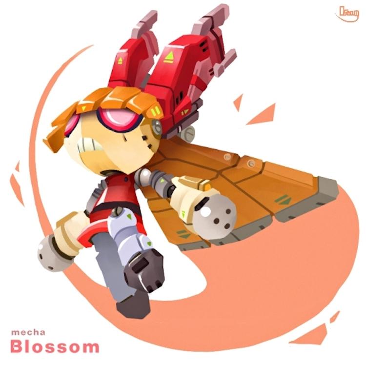 Robotic_Blossom