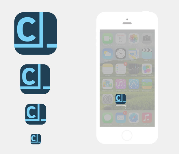 codeacademy icono app