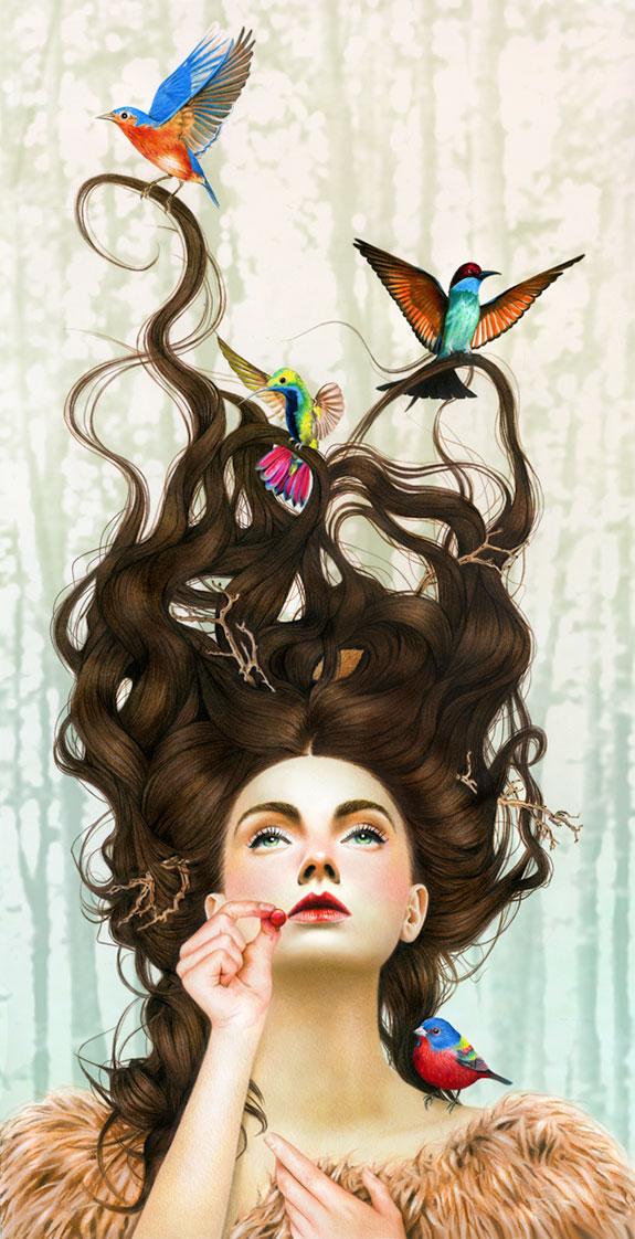 dibujos Morgan Davidson 3