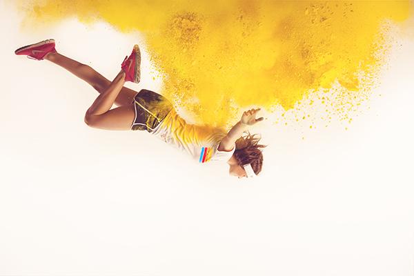 fotos manipuladas colour yellow