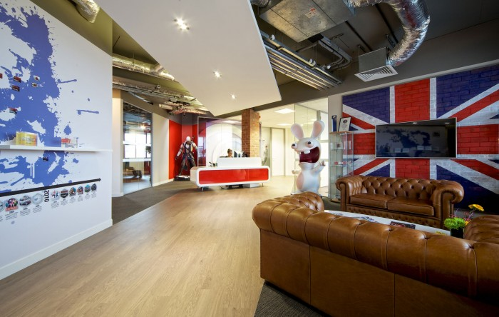 fotos oficinas ubisoft uk 1