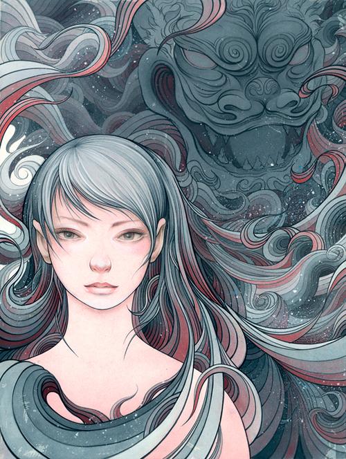 ilustraciones yuta onoda 5