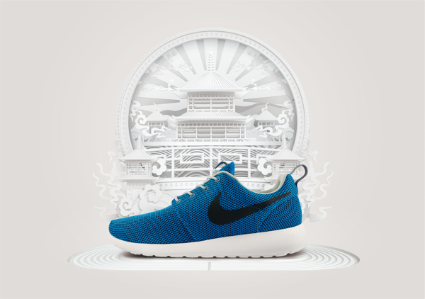 imagenes Nike Roshe Run 1