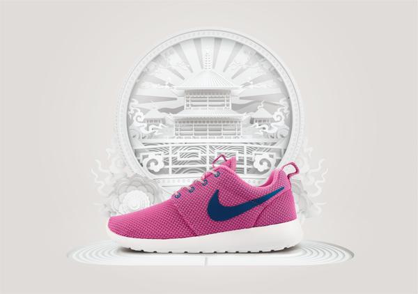 imagenes Nike Roshe Run 2