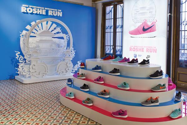 imagenes Nike Roshe Run 7