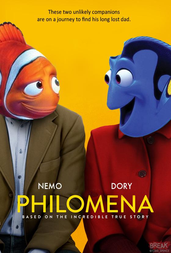 Nemo y Dory - Philomena