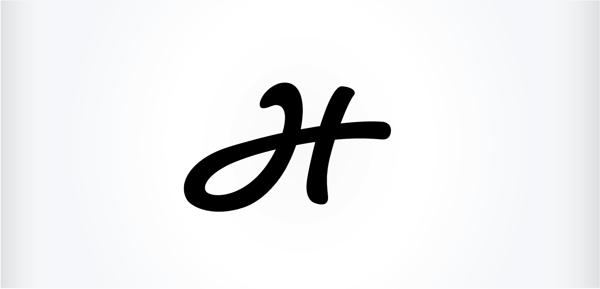 proyecto branding restaurant harveys isotipo