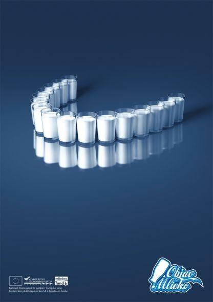 publicidad milk dentist