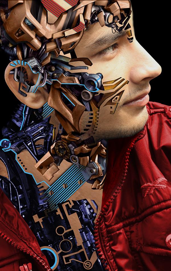 rostros mecanicos 1