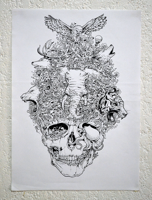sketches Kerby Rosanes 4