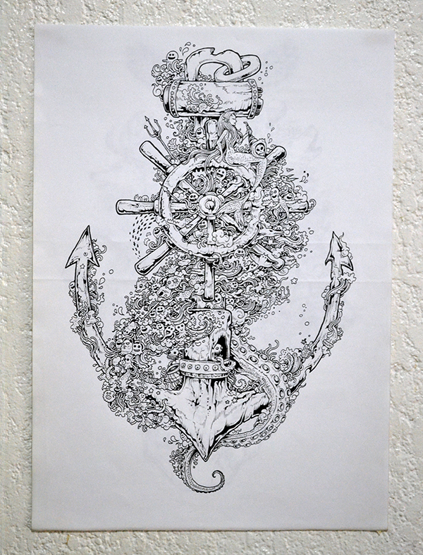 sketches Kerby Rosanes 5