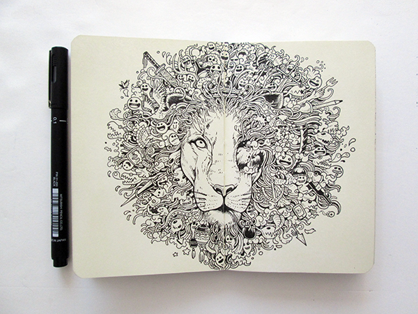 sketches Kerby Rosanes 8