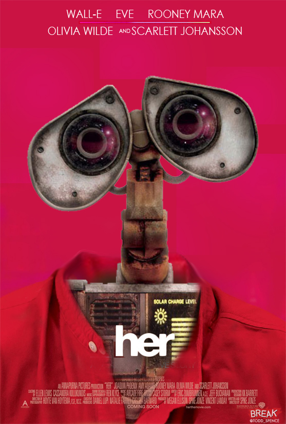 Wall-e - Her