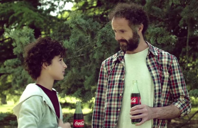 Coca-Cola Tradición familiar