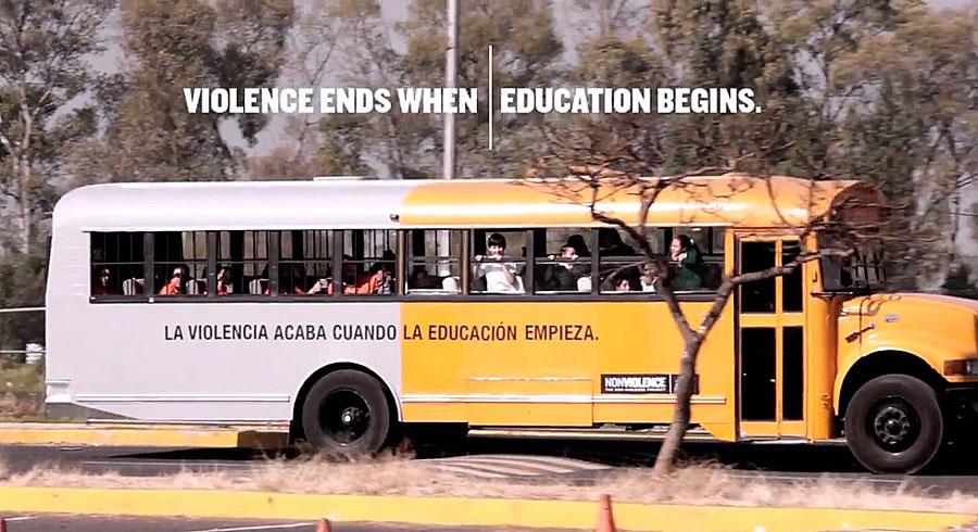 Non-Violence-Project-Non-Violence-Bus
