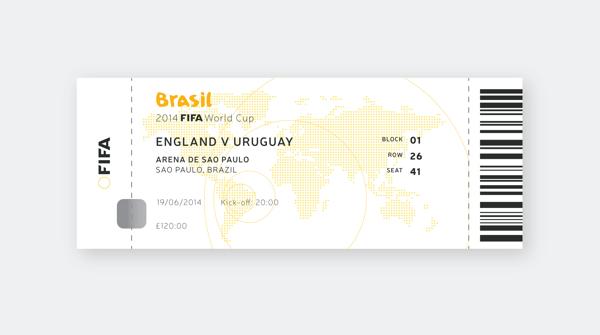 branding fifa boletos brasil
