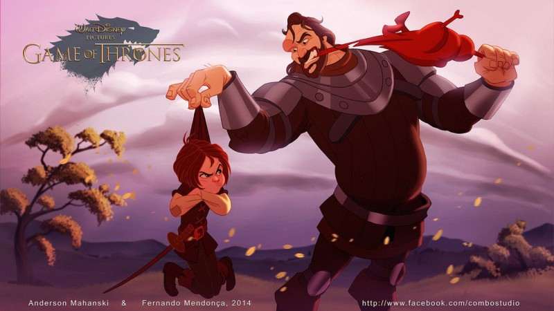 disney game of thrones 2
