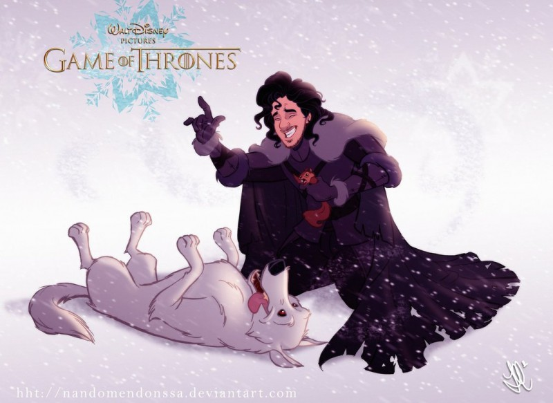 disney game of thrones 6