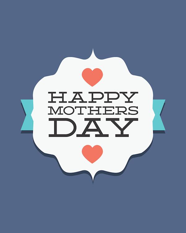10 tarjetas para el día de las madres en Illustrator