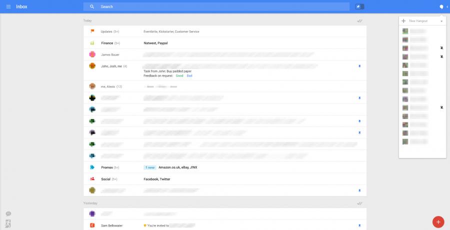 gmail nuevo diseño 3