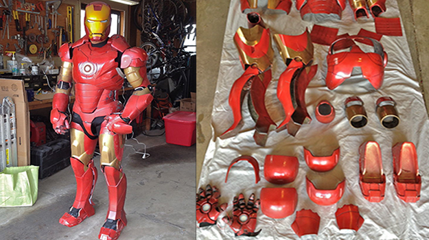 iron man real