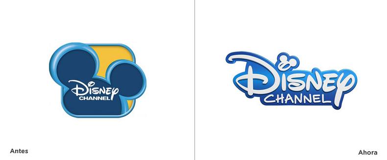 nuevo logo de disney channel