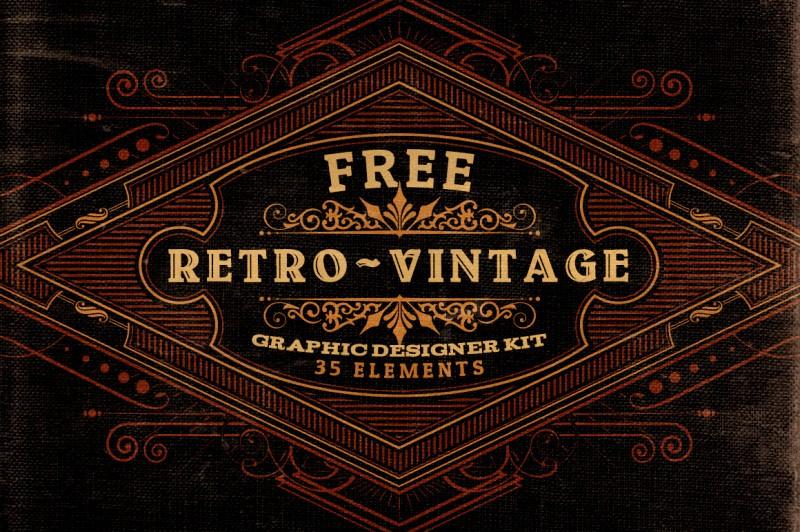 recursos para diseños vintage 1