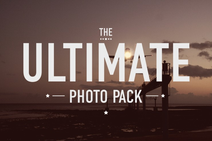the ultimate photo pack