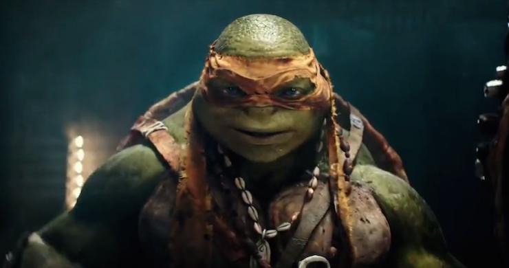 tortugas ninja Mike
